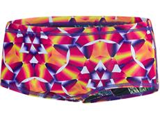 Speedo Rainsplash Flip Flipturns Print Badehose Reverse, Brief 14 cm - Endurance+