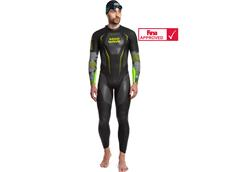 Mad Wave Rapid Wetsuit Men Neoprenanzug Fina Approved