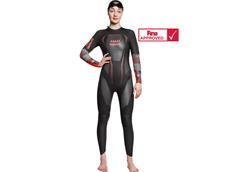 Mad Wave Rapid Wetsuit Women Neoprenanzug Fina Approved