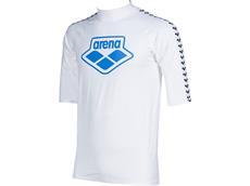 Arena Rash Vest S/S Shirt Men Sun Protection