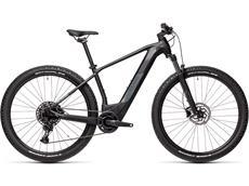 "Cube Reaction Hybrid Pro 625 29"" Mountainbike Elektrorad - 17/M black'n'grey"