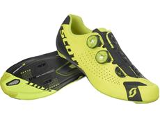 Scott Road RC Rennrad Schuh - 45 neon yellow/black
