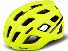 Cube Road Race 2021 Helm - S/49-55 yellow