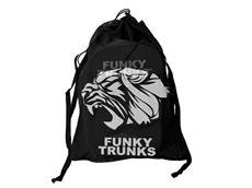 Funky Trunks Mesh Gear Bag Tasche Roar Machine