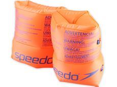 Speedo Roll Up Armband Schwimmhilfe 2-12 Jahre - orange