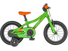 Scott Roxter 14 Kinderrad