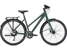 Morrison S 6.0 Trapez Trekkingrad - 50 green