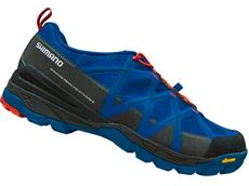 Shimano SH-MT54 Mountain Touring Schuh - 40 blau