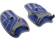 Phelps Ergoflex Hand Paddle blue/grey