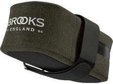 Brooks Scape Saddle Pocket Bag mud green
