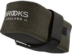Brooks Scape Saddle Pocket Bag mud green