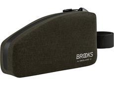 Brooks Scape Top Tube Bag mud green