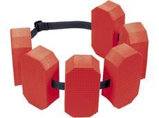 Beco Schwimmgürtel 6-Block rot