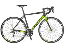 Scott Speedster 30 Rennrad - 54/M black/green