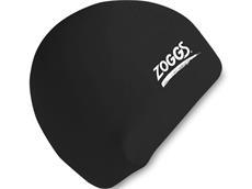 Zoggs Silikon Plain Badekappe - black