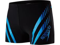 Speedo Sport Panel Aquashort Badehose  Endurance+