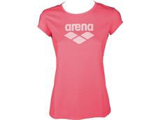 Arena Sports Apparel Damen Gym Logo T-Shirt