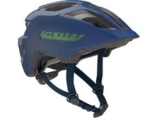Scott Spunto Junior 2020 Helm - Onesize skydive blue