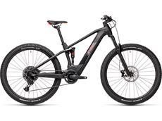"Cube Stereo Hybrid 120 Pro 625 29"" Mountainbike Elektrorad - 18/M black'n'red"