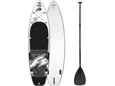 F2 I-Sup Tribe 11,5 Board Set mit Paddel white/black