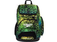 Speedo T-Kit Teamster Rucksack black/blue/green - 35 Liter