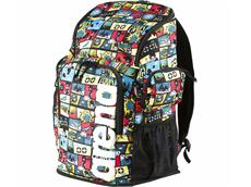 Arena Team 45 Limited Backpack Rucksack 35x50x25 cm (45L) - comics black/multi