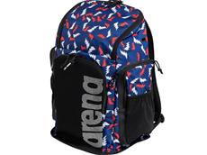 Arena Team Backpack Allover 45 Rucksack 52x35x27 cm (45 l)