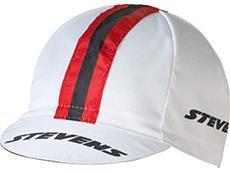Stevens Team Racing Rennmütze rot/schwarz/weiß