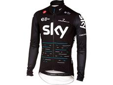 Castelli Team Sky Profit Light Regenjacke