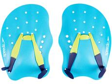 Speedo Tech Hand-Paddles blue/lime punch