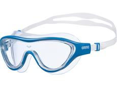 Arena The One Mask Schwimmbrille - blue-white/clear