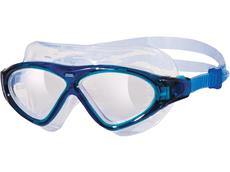 Zoggs Tri Vision Mask Schwimmbrille blue-blue/clear