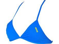 Arena Triangle Feel Schwimmbikini Oberteil Rule Breaker - L pix blue/yellow star
