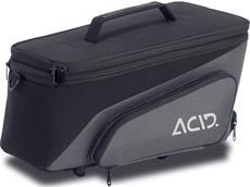 Acid Trunk 8+7 RiLink Gepäckträgertasche black