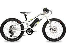 ben-e-bike Twenty E-Power TFT Mountainbike white 175WH Akku