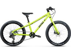 Pyro Twenty Ultralight V-Brake Mountainbike grün SLX 11-36