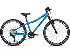 Pyro Twentyfour Ultralight V-Brake Mountainbike blau Deore 11-42
