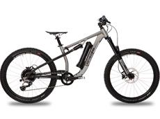 ben-e-bike Twentysix E-Power FS Mountainbike 175WH Akku