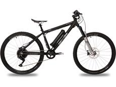 ben-e-bike Twentysix E-Power Pro Mountainbike black 250WH Akku