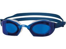 Zoggs Ultima Air Titanium Schwimmbrille blue-blue/titanium