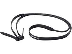 TYR Universal Glide Head Strap  Brillenersatzband black