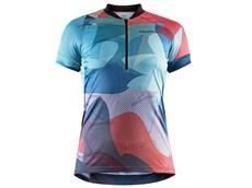 Craft Velo Art Trikot Women kurzarm