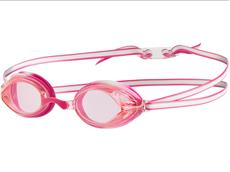Speedo Vengeance Junior Schwimmbrille - white/ecstatic pink
