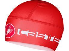 Castelli Viva Thermo Skully Mütze - Unisize red