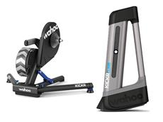Wahoo KICKR/CLIMB Smart PowerTrainer Bundle