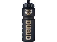 Arena Water Bottle Trinkflasche 0,75 - black/gold