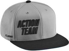 Cube Freeride Cap X  Actionteam grey'n'black