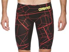 Arena Powerskin Carbon Air Jammer Wettkampfhose Limited Edition - 00 black/bright red