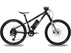 ben-e-bike Twentyfour E-Power Pro Mountainbike black 175WH Akku