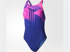Adidas Graphic Badeanzug
